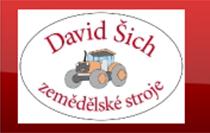 David Šich - zemědělské stroje