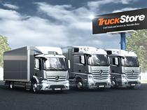 Торговая площадка TruckStore Piacenza