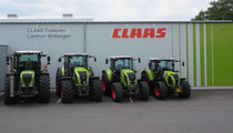 Торговая площадка   CLAAS Vertriebsgesellschaft mbH  FIRST CLAAS USED Center