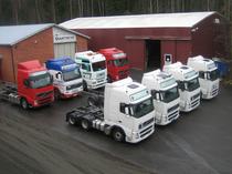 Торговая площадка Osamyynti Trucks OY