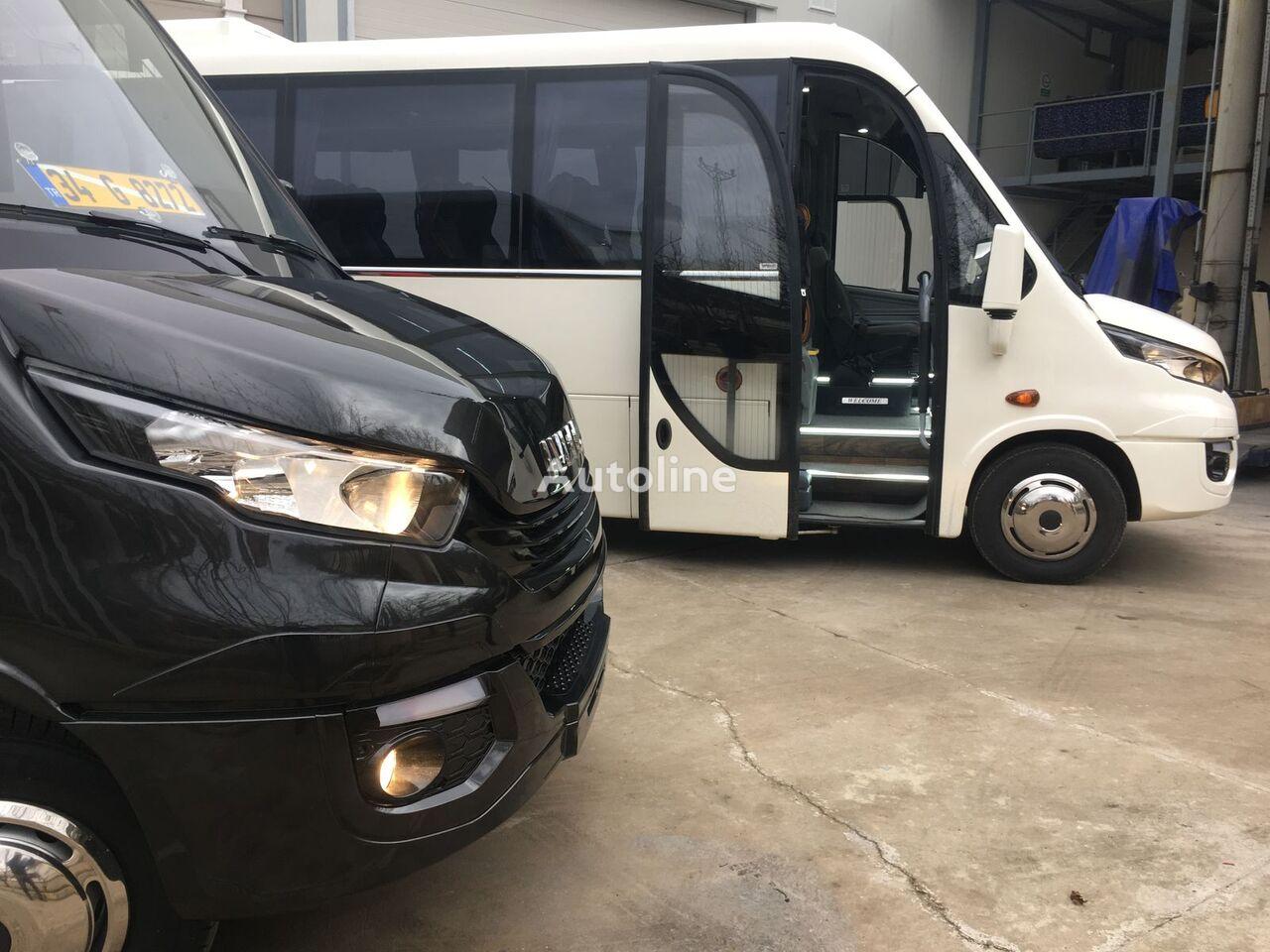 новый пассажирский микроавтобус IVECO