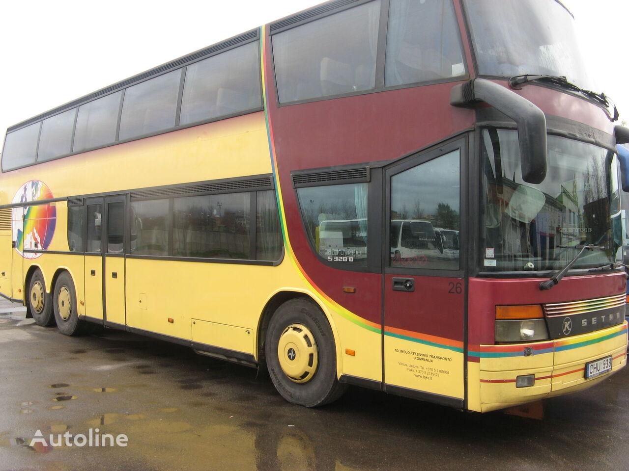 двухэтажный автобус SETRA S 328 DT