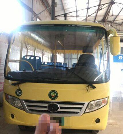 экскурсионный автобус YUTONG sightseeing bus