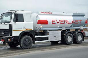 новый бензовоз МАЗ 12