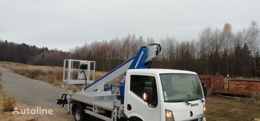 бортовой грузовик NISSAN Cabstar. Podnośnik koszowy.13 m zasięg boczny 18m wys robocza