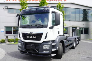 грузовик шасси MAN TGS 26.400 , HYDRODRIVE , 6x6x4 , NEW , UNUSED , 400 km , steer/