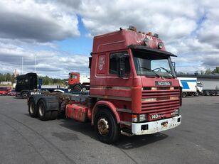 грузовик шасси SCANIA R143