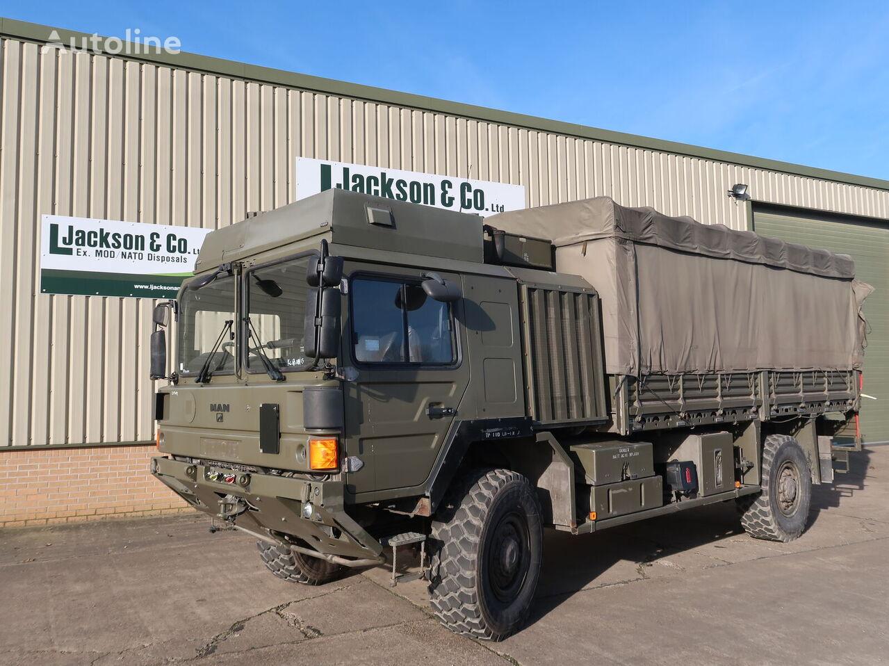 кунг MAN HX60 18.330 4x4 Army Truck