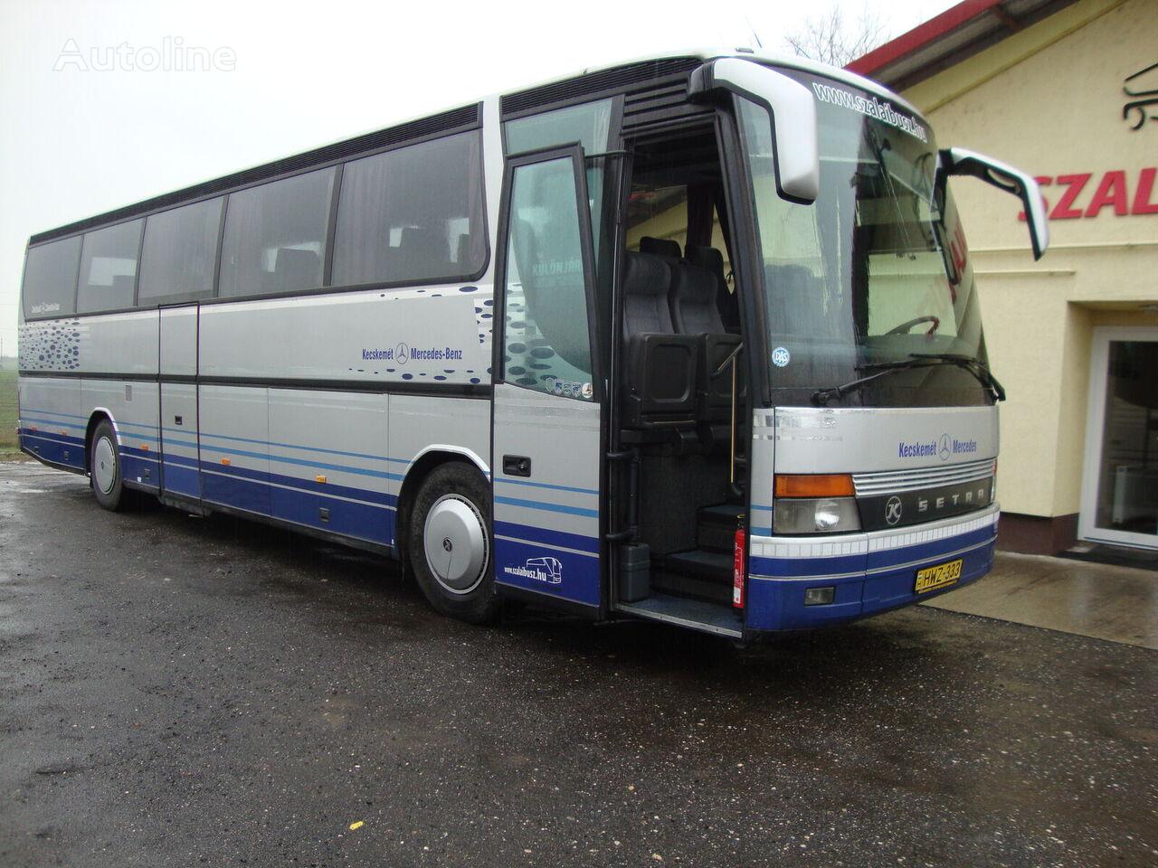 междугородний-пригородный автобус SETRA 315 HD