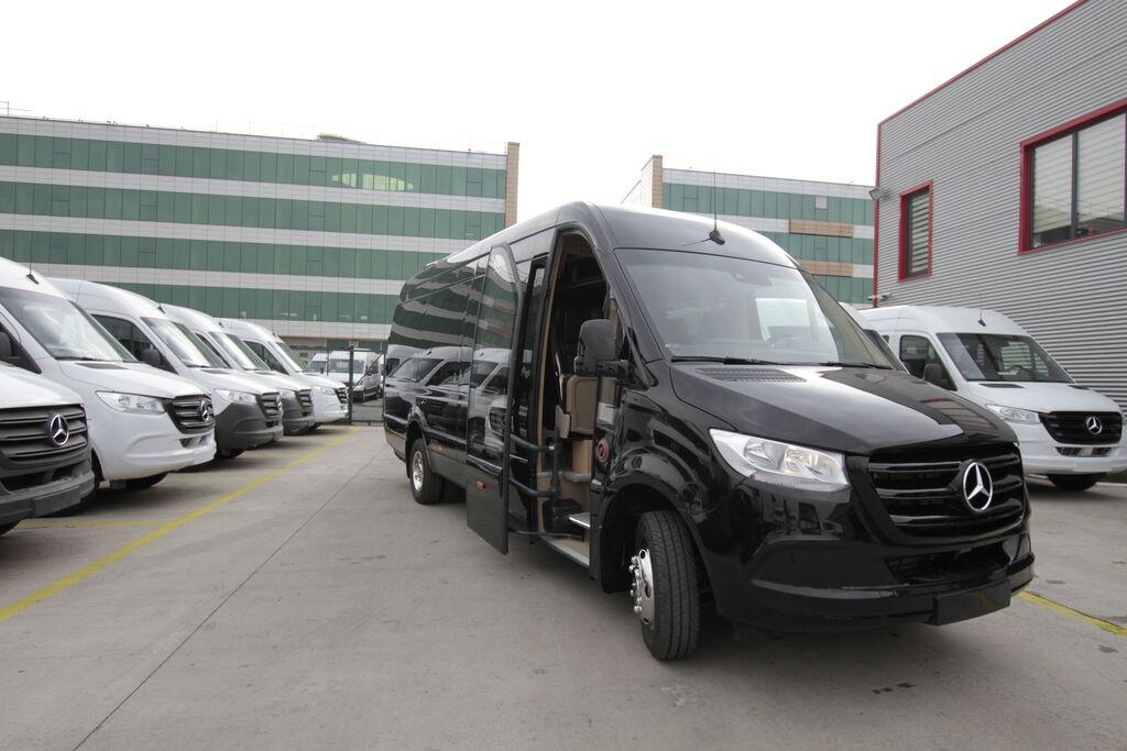 новый пассажирский микроавтобус MERCEDES-BENZ 519 19+1+1, vip *COC*