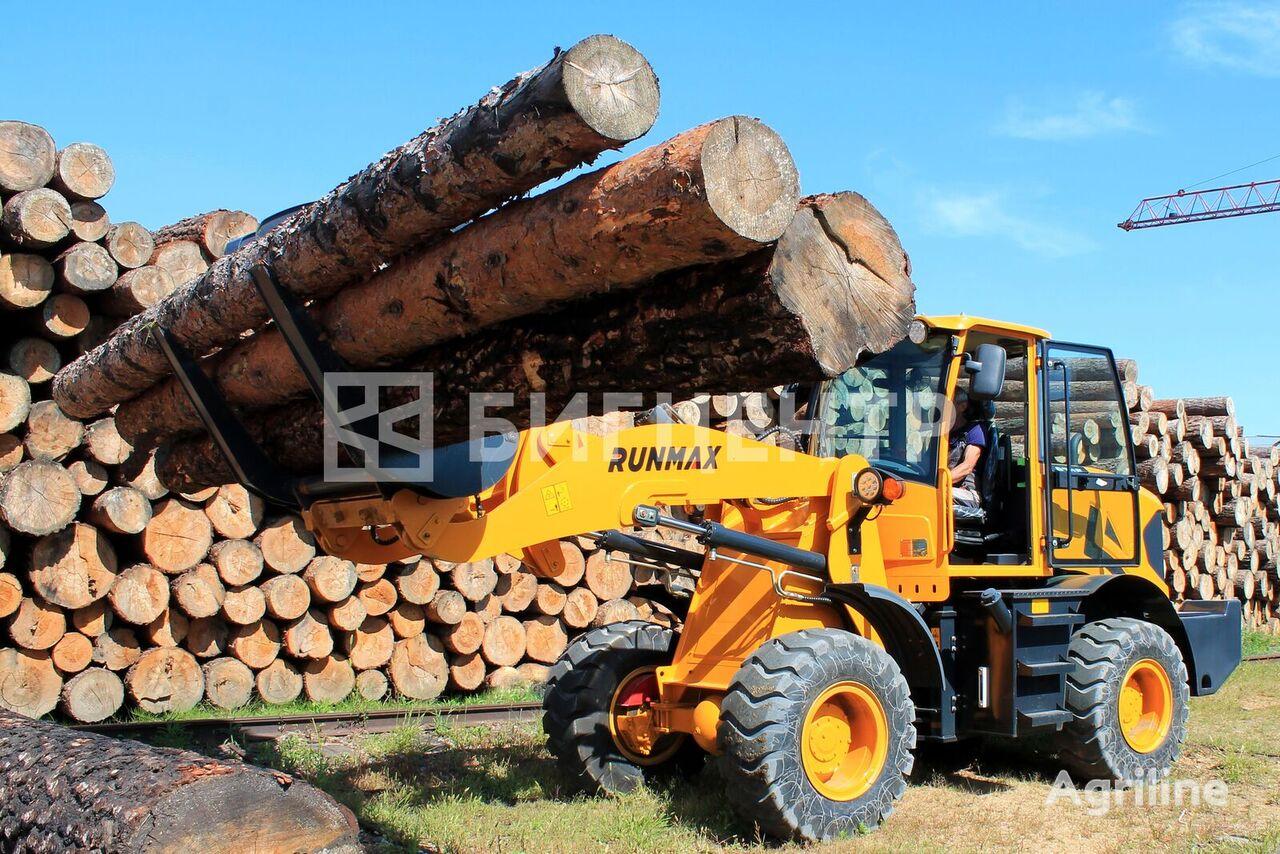 новый захват для леса для погрузчика ZL-20 ZL-30