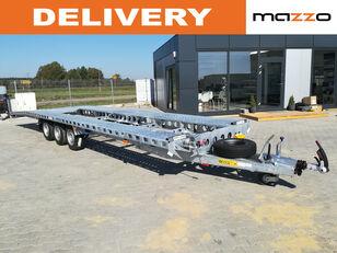 новый прицеп автовоз WIOLA L35G85 844x204 cm 3 axles 3500kg