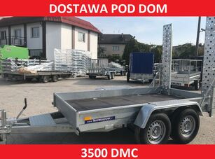 новый прицеп для спецтехники NIEWIADOW B3532HTP Niewiadów trailer for transporting building equipment