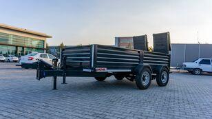 новый прицеп для спецтехники NOVA TRAILERS FOR FORKLIFT AND BOBCAT TRANSPORT