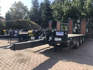 новый прицеп платформа ÖZMEN DAMPER DRAWBAR TRAILER - CENTRAL AXLE