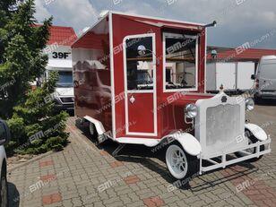 новый торговый прицеп BODEX przyczepa handlowa, mobilna gastronomia, Verkaufsanhänger, Cater