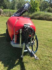 опрыскиватель вентиляторный Weterings Turbmatic C4TR1000, year 2014