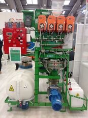 новый протравитель семян ЛЬВІВАГРОМАШПРОЕКТ Протруювач камерний стаціонарний ПКС-20 ПТ + роздільна подача