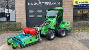 трактор газонокосилка AVANT Weed Control Combi 100