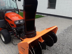 трактор газонокосилка KIOTI CK 20
