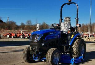 новый трактор газонокосилка SOLIS 26 HST