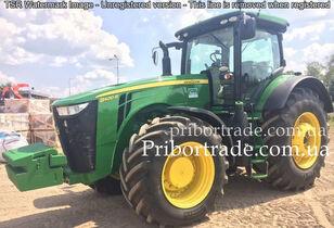 трактор колесный JOHN DEERE 8400 №851