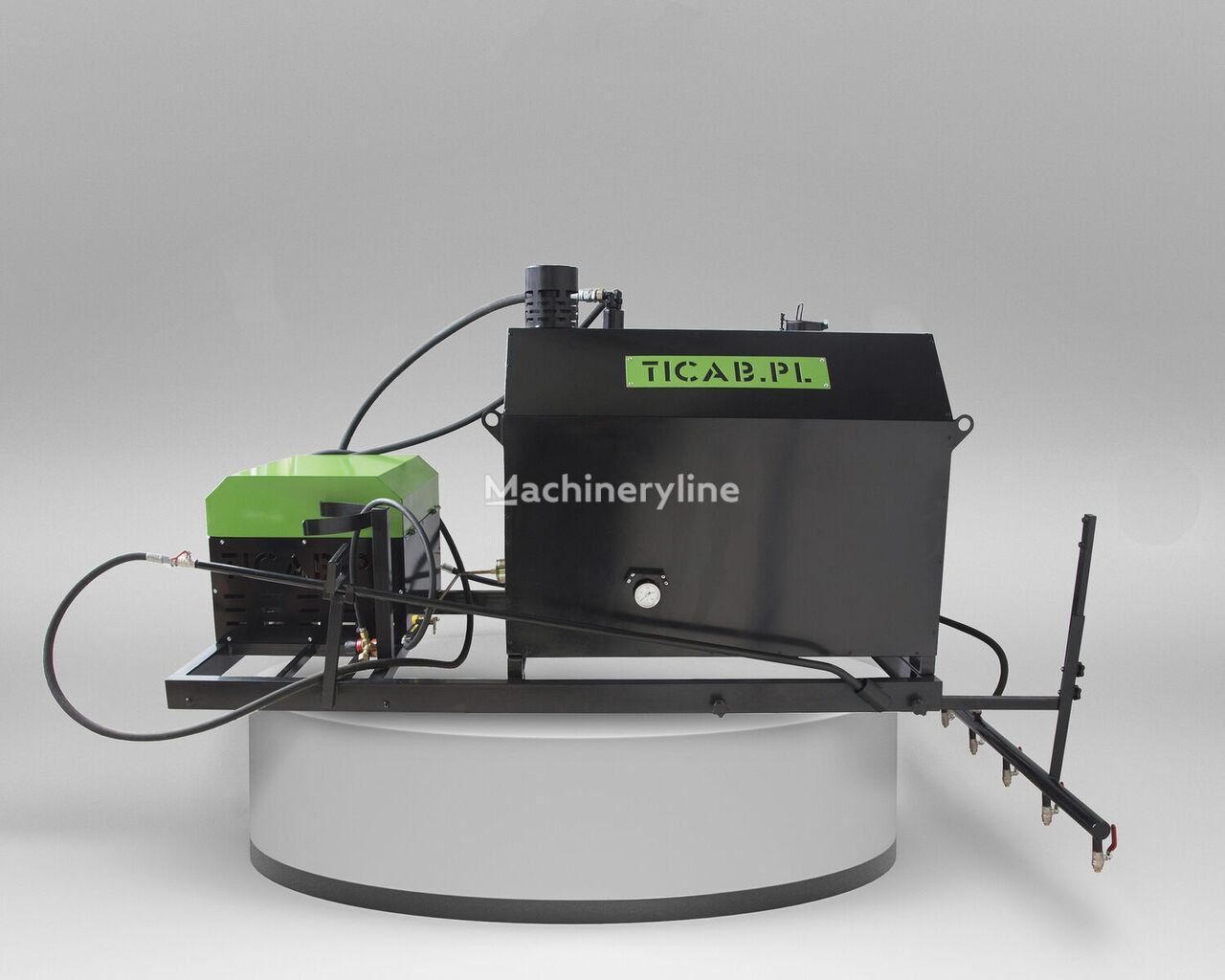 новый автогудронатор Skrapiarka do asfaltu / Asphalt Sprayer BS-500