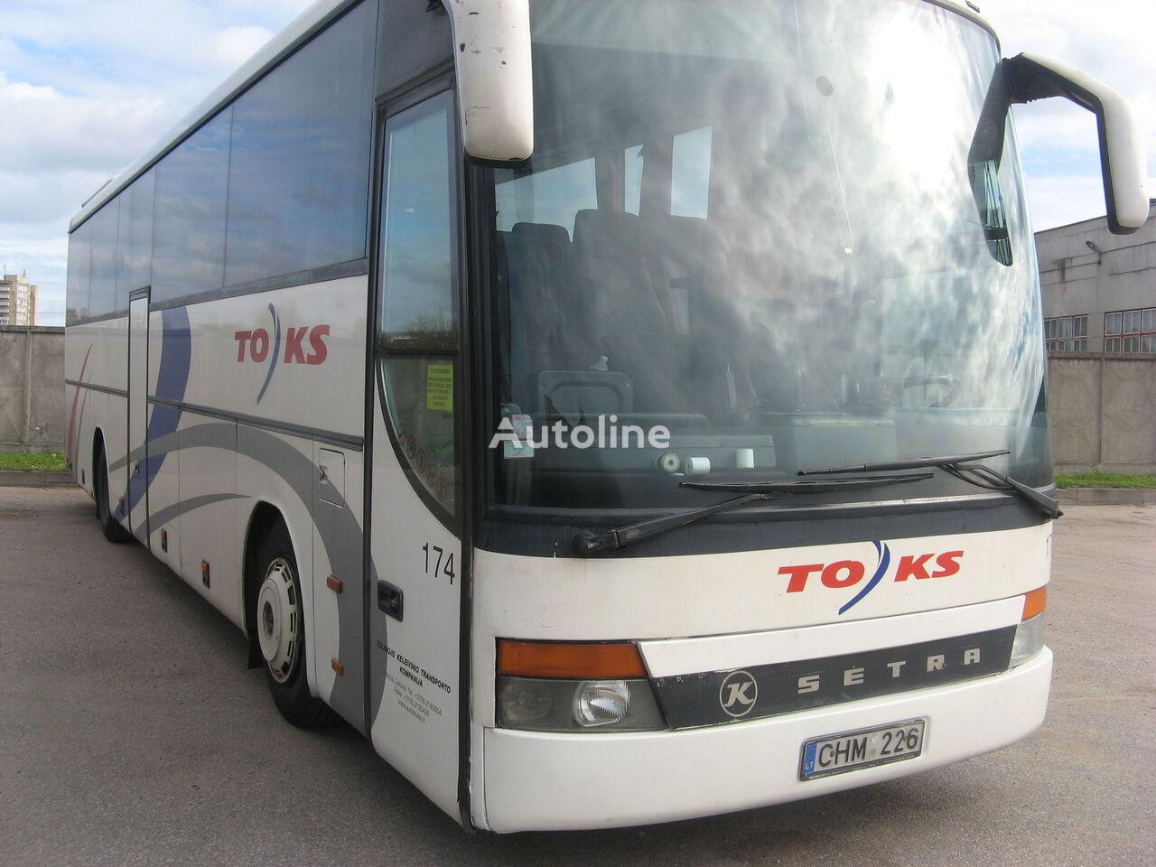 туристический автобус SETRA S315 GT-HD
