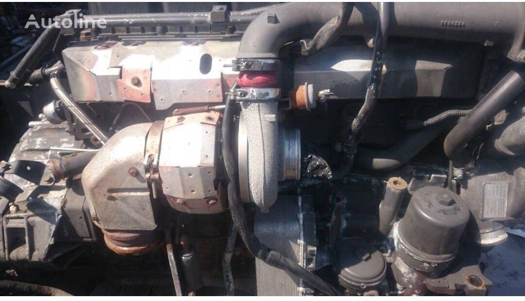 двигатель MX340S2 для тягача DAF